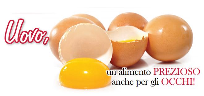 patrizia pellegrini - uovo, un alimento prezioso anche per gli occhi